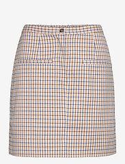 Second Female - Eloa Skirt - korta kjolar - nautical blue - 1