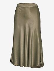 Second Female - Eddy New Skirt - midi kjolar - olive night - 0