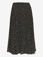 Second Female - Della Skirt - midinederdele - caviar - 0