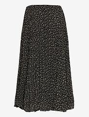 Second Female - Della Skirt - midinederdele - caviar - 1
