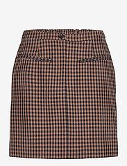 Second Female - Branley Skirt - korta kjolar - black - 0