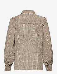 Second Female - Felicia Shirt - långärmade skjortor - sepia tint - 1