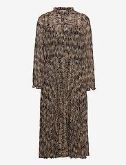 Second Female - Rogers Dress - hverdagskjoler - black - 0