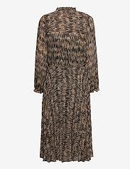 Second Female - Rogers Dress - hverdagskjoler - black - 1