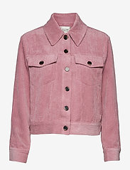 Second Female - Boyas Jeans Jacket - jeansjackor - lilas - 1
