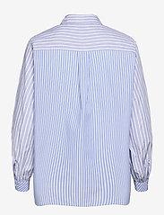 Second Female - Evelin Shirt - långärmade skjortor - brunnera blue - 1