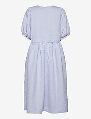 Second Female - Leah Dress - sommarklänningar - brunnera blue - 2