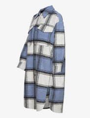 Second Female - Ethel Coat - ullkappor - blue bonnet - 2