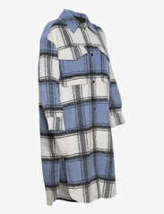 Second Female - Ethel Coat - ullkappor - blue bonnet - 3