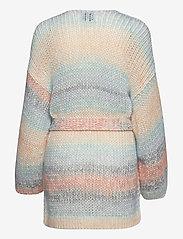 Second Female - Elsa Knit Cardigan - koftor - brunnera blue - 2
