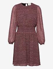 Second Female - Venezia Dress - vardagsklänningar - roan rouge - 0