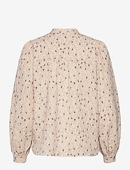 Second Female - Sketch Shirt - långärmade blusar - brazilian sand - 1