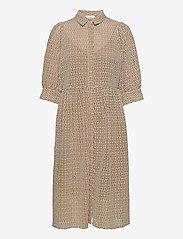 Second Female - Zelda Dress - vardagsklänningar - tuscany - 1