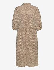 Second Female - Zelda Dress - vardagsklänningar - tuscany - 2