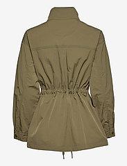 Second Female - Season New Jacket - parkasjackor - olive night - 2