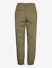 Second Female - Season New Track Trousers - raka byxor - olive night - 2