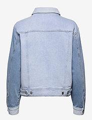 Second Female - Sherman Jacket - jeansjackor - bel air blue - 2