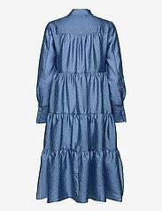 Second Female - Rosalina Midi Dress - vardagsklänningar - blue bonnet - 1