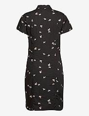 Second Female - California Dress - sommarklänningar - black - 2