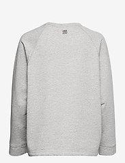 Second Female - Osaka Sweat - sweatshirts - grey melange - 2