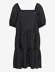 Second Female - Athena Dress - sommarklänningar - black - 1