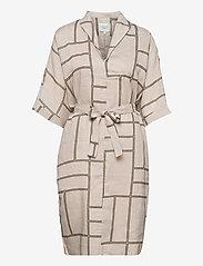 Second Female - Laval Dress - sommarklänningar - parchment - 1
