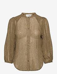 Second Female - Firenze Shirt - långärmade blusar - star fish - 1
