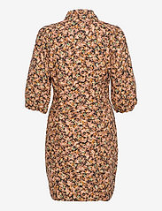 Second Female - Mayda Dress - sommarklänningar - toasted nut - 2