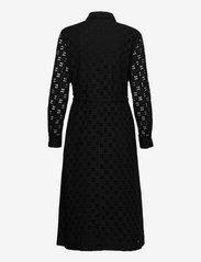 Second Female - Thelma Dress - spetsklänningar - black - 2