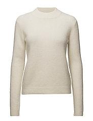 Brook Knit O-neck - Off white