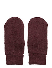 Gitta Knit Mittens - PORT ROYALE
