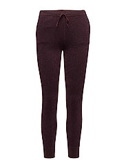 Idal Knit Trousers - PORT ROYALE
