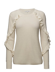 Sofie Knit O-neck - Off white