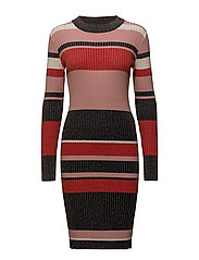 Kleis Knit Dress - Blush