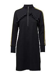 Anoli Dress - Navy