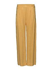 Tabby Trousers - GOLDEN CREAM