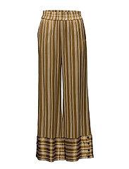 Lepel HW Trousers - TAPENADE