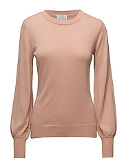 Hafnia Knit O-Neck