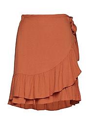 Kimmy Skirt - AUTUMN LEAF
