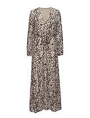 Leanna Maxi Dress - OFF WHITE