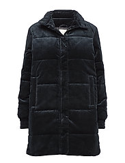Frona Coat - ATLANTIC DEEP
