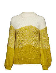 Nord Knit O-neck - ANTIQUE MOSS