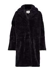 Myra Coat - BLACK