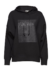 Wonder Hood Sweat - BLACK