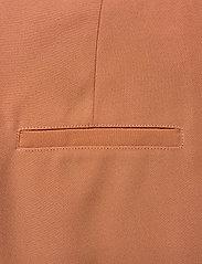 Second Female - Yasemin Long Trousers - bukser med brede ben - argan oil - 3