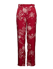Vicky Mw Trousers - JESTER RED