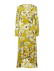 Magnolia Dress - ANTIQUE MOSS