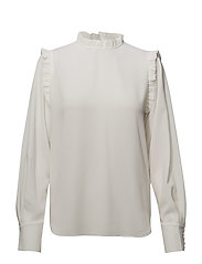 Misty Blouse - WHITE
