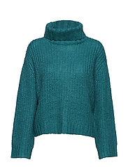 Moma Knit T-Neck - FANFARE