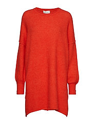 Nima Knit Dress - POINCIANA